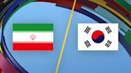 Match Highlights: Iran vs. Korea Republic