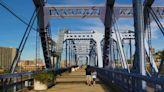 $350,000 in funding secured to repair Purple People Bridge in Newport - Cincinnati Business Courier