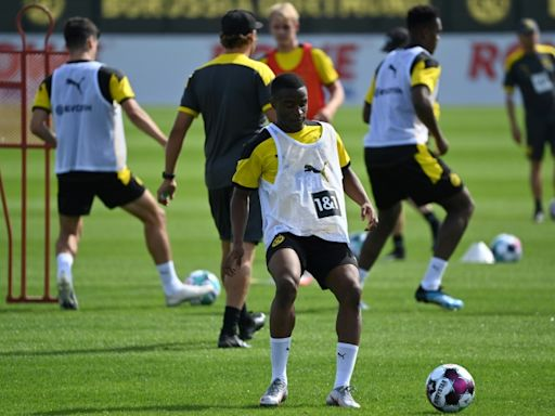 Dortmund prodigy Moukoko racially abused at Schalke junior game