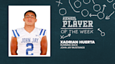 John Jay's Xadrian Huerta rushes for more than 200 yards, lifts team to victory | Player Of The Week