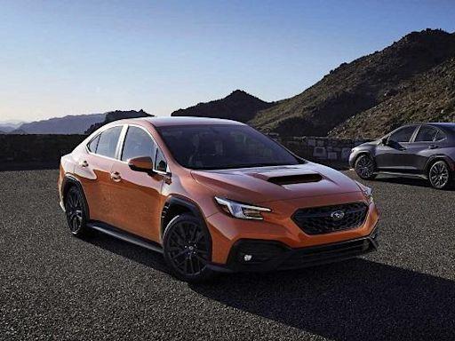 底盤、動力大換新!新一代 Subaru WRX 正式發表 - 自由電子報汽車頻道