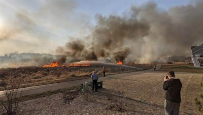 Wisconsin still facing wildfire risk, thanks to a lack of springtime rain