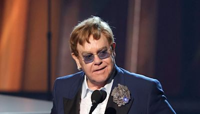 Elton John claims Boris Johnson has ignored his requests for a meeting about touring visas
