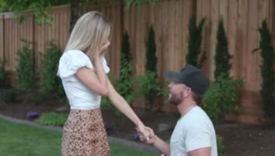 'Bachelor' alum Lauren Bushnell and country singer Chris Lane are engaged