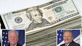 Three NYPD execs drawing both pensions, hefty salaries: payroll review