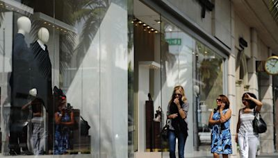 Concerned about election unrest, Beverly Hills will close Rodeo Drive
