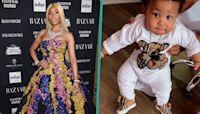 Nicki Minaj Shares Rare Video Of 8-Month-Old Son Trying To Walk