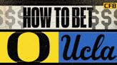 College football odds: How to bet Oregon vs. UCLA, point spread, more