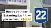 Ariel Winter wishes her co-star Rico Rodriguez a happy 22nd birthday
