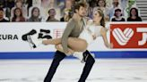 Ice dancers Christina Carreira, Anthony Ponomarenko to be coached by Scott Moir