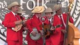 Mount St. Helens Bluegrass Festival returns and moves to new location in Toledo