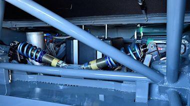 自製推桿式避震器!? 未完成狀態的S13在筑波54秒突破