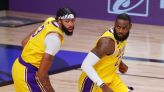 Every Lakers' player rating on NBA 2K22