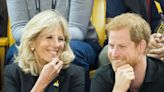 Prince Harry Teams Up with First Lady Jill Biden for a Good Cause