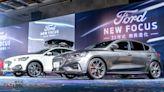 六速手排ST領銜!22年式Ford Focus Active/ST-Line Lommel X 89.9萬起上市