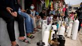 Death rates soar in south-east Asia as virus wave spreads