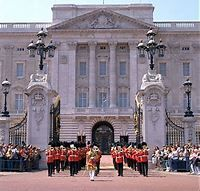 Buckingham Palace | palace, Westminster, London, United ...