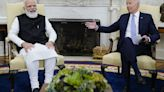 Indian prime minister urges Biden to strike a trade deal