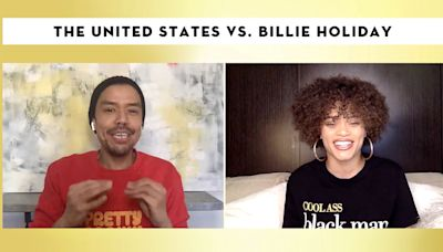 'The United States Vs. Billie Holiday's Andra Day On How Playing A Cultural Icon Inspired Her...