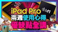 [Apple M1 iPad Pro 2週使用心得]12.9吋iPad Pro 2021優缺點一次講!與iPad Air 4、iPad(第八代)怎麼選?該不該買?