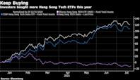 China Crackdown Makes Hong Kong Index World's Biggest Tech Loser