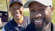 Dwyane Wade Reacts To Tiger Woods' Crash A Day After Golfing Together: 'We All Were Shaken'