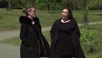 Opera singers surprise Washington D.C. area park goers