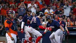 Red Sox flex muscles in 9-5 win over Astros - and are suddenly better-armed to win ALCS