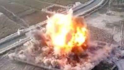 阿富汗輸電塔爆炸 伊斯蘭國又宣稱作案