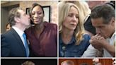 Cuomo shares bizarre photo montage defending himself as report concludes he sexually harassed 11 women