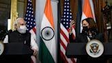 India's Modi meets Kamala Harris ahead of bilateral talks with Biden and Quad summit