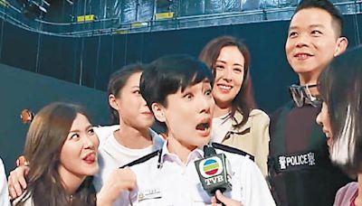 「大食」劉佩玥開工睇鹹片