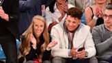 Patrick Mahomes and fiancée Brittany Matthews introduce new baby girl to the world