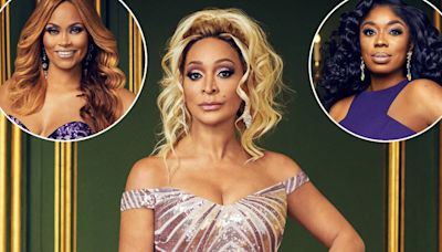 """RHOP 's Karen Huger Weighs in on Gizelle Bryant Bringing Up """"Cruel"""" Eddie Osefo Rumors"""