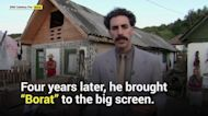 """5 Things To Know About """"Borat"""" Star, Sacha Baron Cohen"""