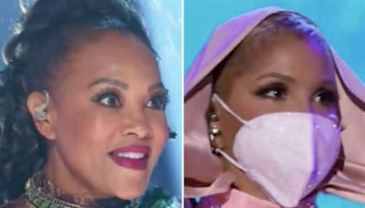 The Masked Singer reveals Toni Braxton as Pufferfish in 'biggest upset EVER' & eliminates Vivica A. Fox as Mother Nature