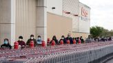 Costco profit falls on coronavirus-related costs