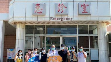 澎湖警捍衛前線醫護 拒絕醫療暴力   蕃新聞