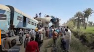 Trains collide in southern Egypt, killing at least 32 and leaving 108 injured