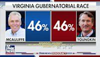 Virginia gubernatorial race in dead heat new polls says