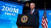 Joe Biden Says Goal Reached Of 200 Million Vaccine Doses, Announces Tax Credit For Businesses That Give Workers...