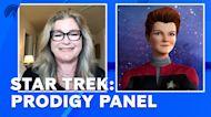 Star Trek: Prodigy | Comic-Con@Home 2021 Cast & Creators Panel | Paramount+
