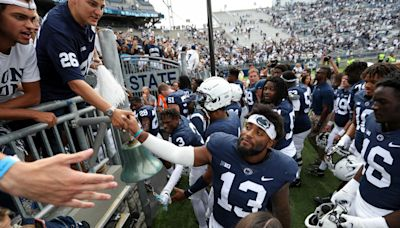 USA TODAY Sports AFCA Coaches Poll moves Penn State up two spots after Week 4