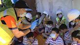 921大地震22週年 南市校園進行防救演練