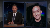 """John Cusack dishes Michael Jordan stories and urges fellow Bernie fans to """"pull the lever"""" for Biden"""