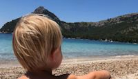Strictly Come Dancing star Brendan Cole shares incredibly rare photo of son