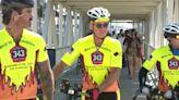 'Brooklyn Here We Come'; Riders Begin Cross-Country Bike Ride Honoring 9/11 Victims, Heroes