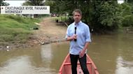 Griff Jenkins visits Panama to investigate source of migrant surge