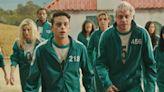'SNL' Takes on Squid Game in Musical Parody Starring Rami Malek and Pete Davidson