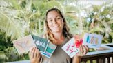 For this artist, a personal passion to help Kauai eateries has turned into a business